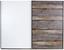 Schwebetürenschrank Moon - Braun/Weiß, MODERN, Holzwerkstoff (271/211/59cm)