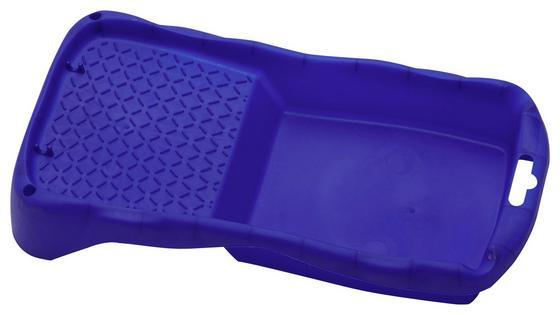 Farbwanne Blau - Blau, KONVENTIONELL, Kunststoff (38cm) - Gebol