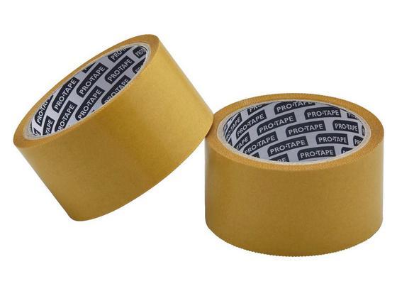 Teppichverlegeband Gelb - Gelb, KONVENTIONELL, Kunststoff (1000cm) - Gebol