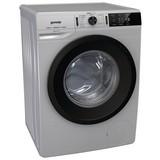 Waschmaschine Wei843pa Grau - Grau, Basics, Kunststoff (60/85/54,5cm) - Gorenje