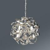 Svítidlo Závěsné Sila - Moderní, kov/umělá hmota (50/120cm) - Premium Living