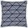 Poťah Na Vankúš Mary Jacquard - modrá, Moderný, textil (45/45cm) - Mömax modern living