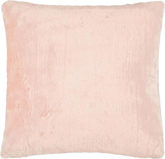 Polštář Ozdobný Rabbit - růžová, textil (45/45cm) - Mömax modern living