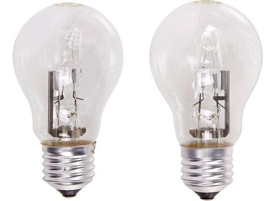 Leuchtmittel Doppelpackung - Klar, KONVENTIONELL (5,5/10cm)