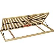 Rošt Primatex Plus - prírodné farby, Konvenčný, drevo (90/7/200cm) - Primatex