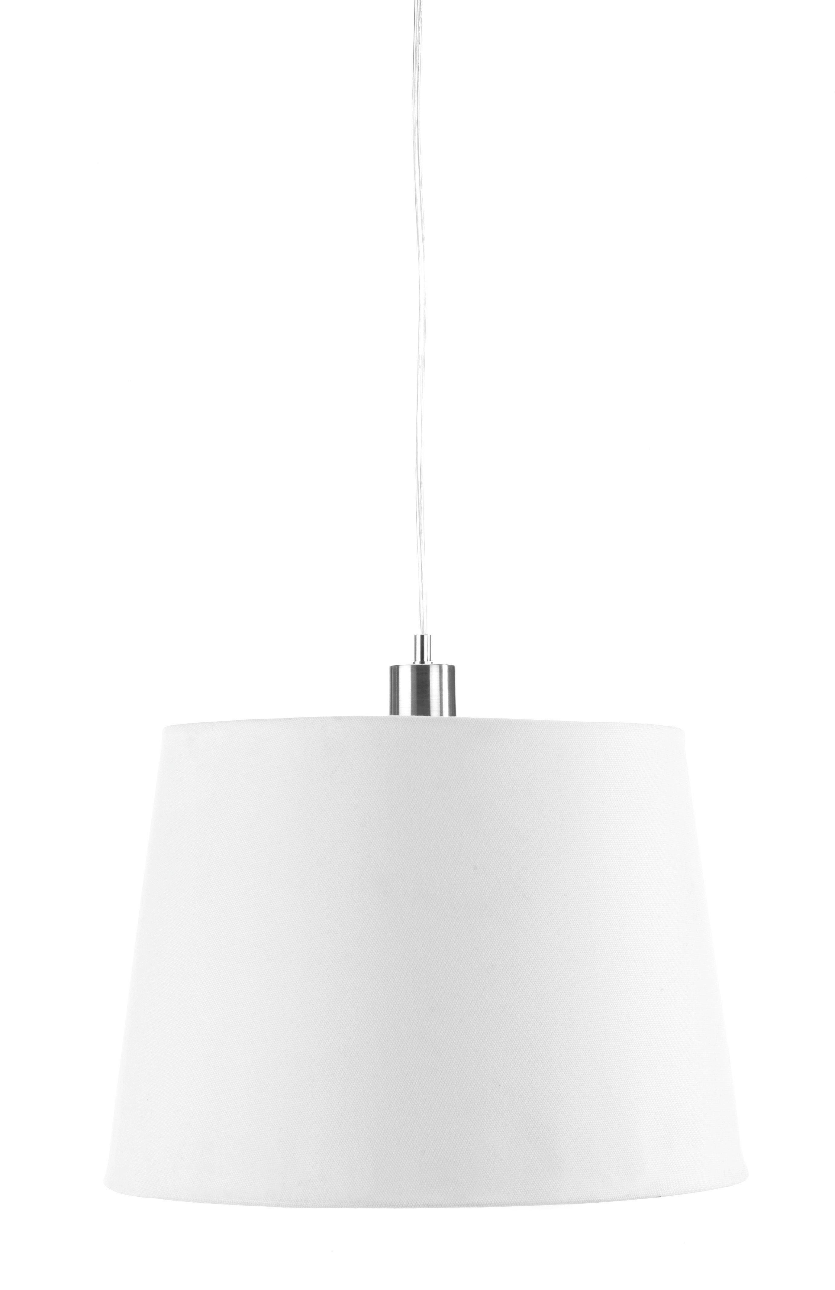 Stínítko Svítidla Ancona - bílá, kov/textil (34-42/29cm) - MÖMAX modern living