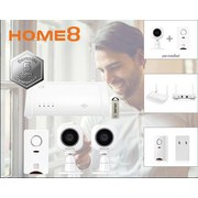Sicherheitssystem Home Security System Kit - Weiß, Design, Kunststoff (11,5/16/3,3cm) - Trisa Electronics