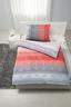 Povlečení Helen -ext- - bílá/šedá, Romantický / Rustikální, textilie (140/200cm) - Mömax modern living