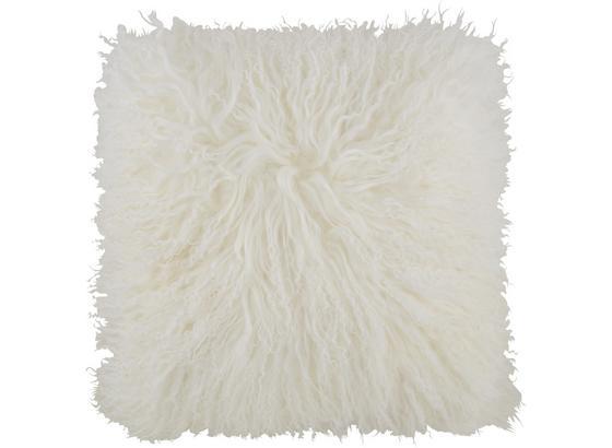 Polštář Ozdobný Shaun -top- - bílá, textil (40/40cm) - Premium Living
