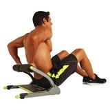 Multi-fitnessgerät Wonder Core Smart - Schwarz/Hellgrün, KONVENTIONELL, Kunststoff/Metall (52/55/38cm) - Mediashop