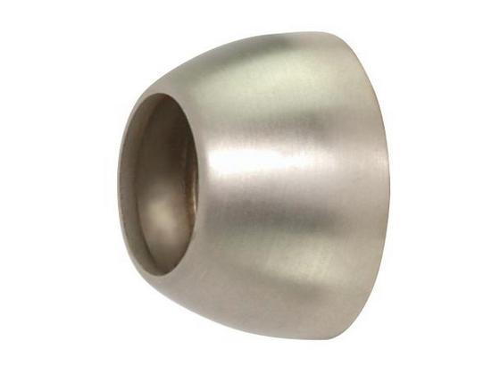 Nástěnné Ložisko Combi - barvy nerez oceli, kov (1/1/1cm) - Mömax modern living