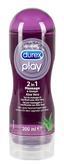 Massagegel Durex Play 200ml - Transparent, Basics, Kunststoff