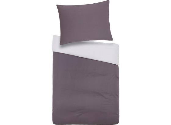 Posteľná Bielizeň Belinda - sivá/svetlosivá, textil (140/200cm) - Premium Living