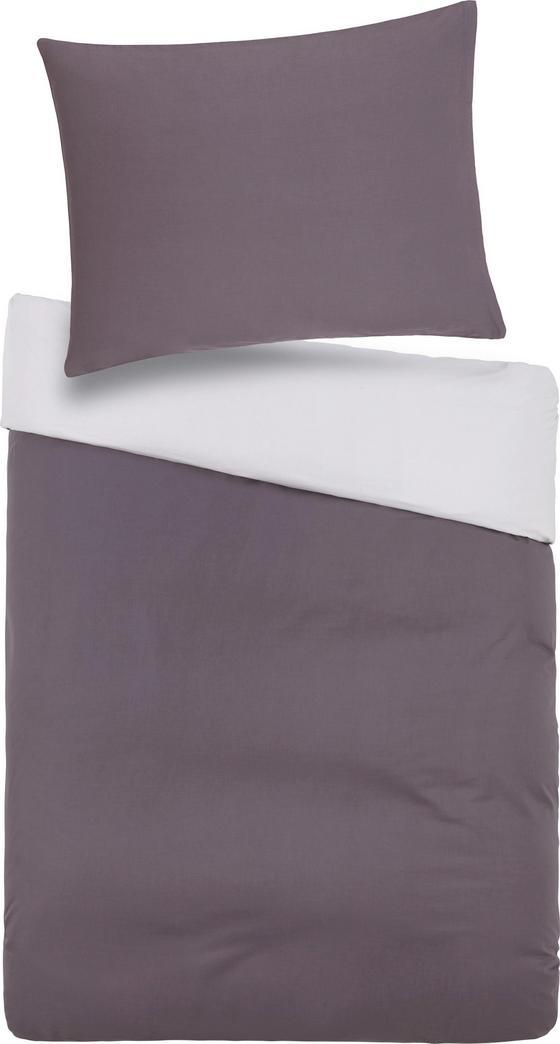 Povlečení Belinda - šedá/světle šedá, textil (140/200cm) - Premium Living