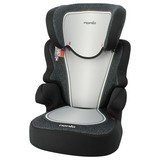 Kinderautositz Befix Sp Skyline - Schwarz/Weiß, Basics, Kunststoff/Textil (49/43/68,5cm)