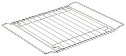 Backofenrost Universal - Silberfarben, KONVENTIONELL, Metall (33/2/37cm) - Zenker