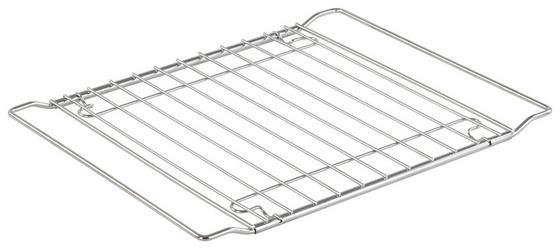 Backofenrost Universal - Silberfarben, KONVENTIONELL, Metall (33/2/37cm)