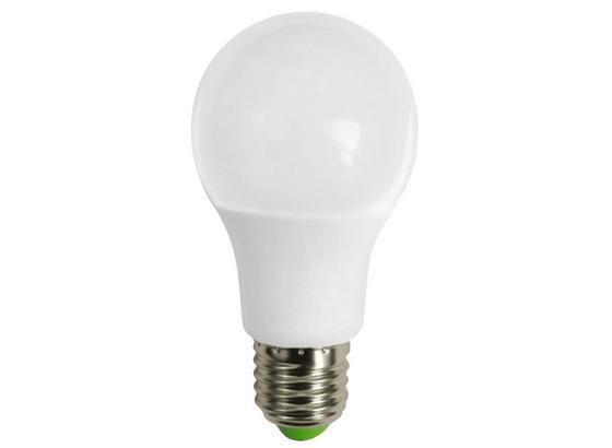 Led Žárovka Cenový Trhák E27, 7 Watt - bílá, kov/umělá hmota (6/12cm) - Based