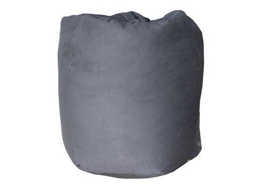 Sedací Pytel Forli 220 - černá, Moderní, textil (60/70/60cm)