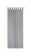 Kombivorhang Verona - Grau, KONVENTIONELL, Textil (140/255cm) - Ombra