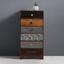 Komoda Heather - vícebarevná, Moderní, kov/dřevo (50/102/35cm) - Mömax modern living