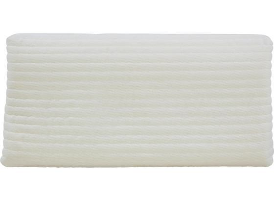 Nackenstützkissen Medisan Vario 2 40x80 cm - Weiß, Textil (40/80cm) - FAN