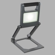 Led Außenleuchte Tunga 10 Watt Metall - Klar/Anthrazit, MODERN, Kunststoff/Metall (21,5/17,6/55,8cm)