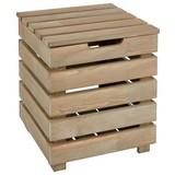 Hochbeet Holz Torino LxBxH: 44x39x39 cm - MODERN, Holz (44/39/39cm) - James Wood