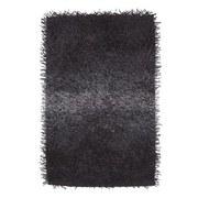 Badematte Holland - Schwarz, KONVENTIONELL, Textil (60/90cm) - OMBRA
