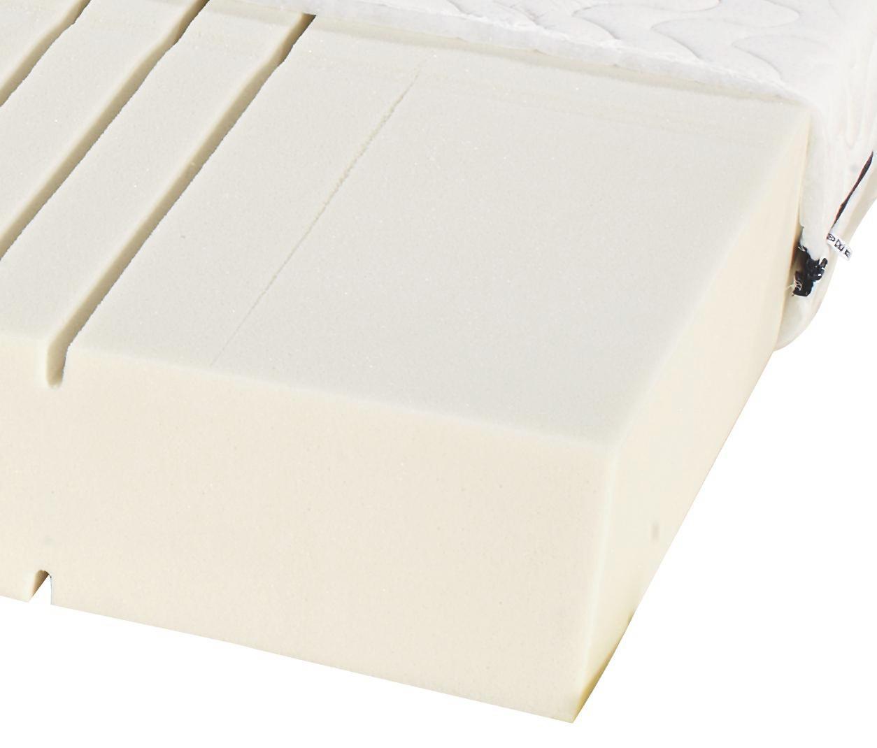 Matrac Homestar H3 - fehér, textil (160/200cm) - PRIMATEX