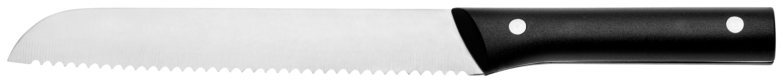 Küchenmesser Schälmesser Wellenschliff Set 6-teilig Weiß Edelstahl Kunststoff