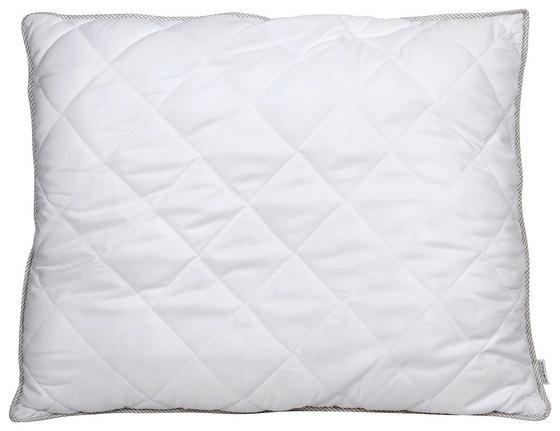 Polštář Sanitized - bílá, Konvenční, textil (70/90cm)