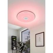 LED-Deckenleuchte Milazzo - Weiß, MODERN, Kunststoff (40/5,5cm)
