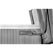 Outdoor Whirlpool-Abdeckhilfe Cover Mate I - Schwarz, KONVENTIONELL, Metall (160-240cm)