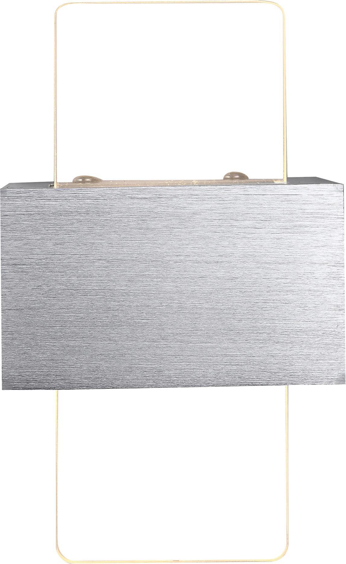 Wandleuchte Isaac - KONVENTIONELL, Kunststoff/Metall (14/8,5cm)