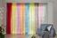 Schlaufenvorhang Utila - Weiß, KONVENTIONELL, Textil (140/245cm) - Ombra