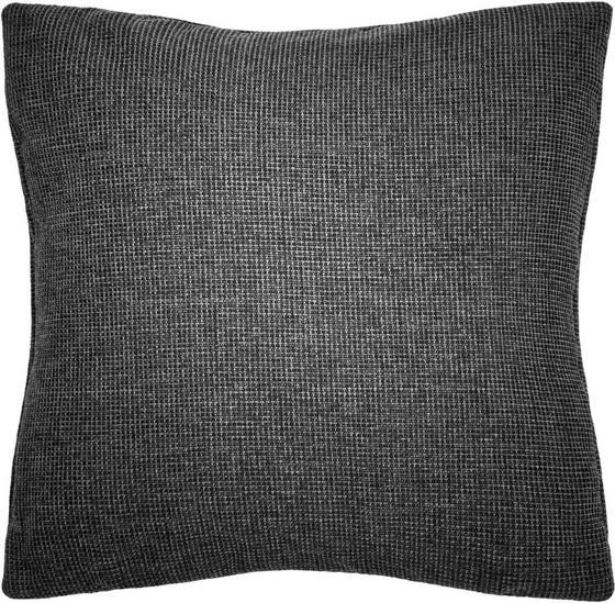 Díszpárna Retox  7728 - fekete, textil (60/60cm)