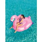 Schwimmtier Flamingo Pia - Pink, Kunststoff (173/170cm) - Ombra