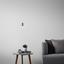 Závesné Svietidlo Gian - Moderný, sklo (9/100cm) - Modern Living