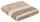 Handtuch Anke - Beige, Basics, Textil (50/100cm) - Luca Bessoni