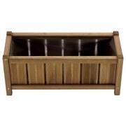Pflanzentopf Primo - MODERN, Holz (27/65/25cm) - James Wood