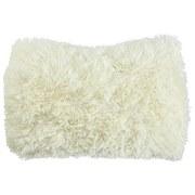 Zierkissen Carina 30x50 cm - Weiß, MODERN, Textil (30/50cm) - Luca Bessoni