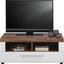 Doporučená Kombinace Avensis 5 - bílá/barvy dubu, Moderní, kompozitní dřevo (309/206/50cm) - Luca Bessoni