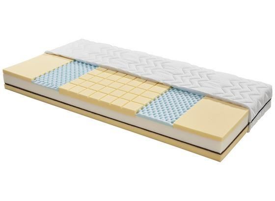 Komfortný Penový Matrac Femina Kokos H4 - biela, textil (80/200cm)