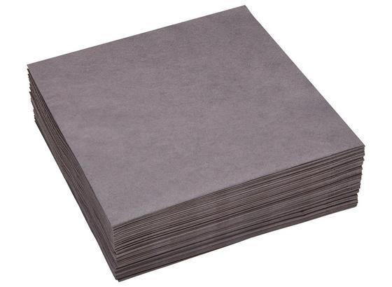 Ubrousek Kathleen -top- - šedá, papír - Mömax modern living