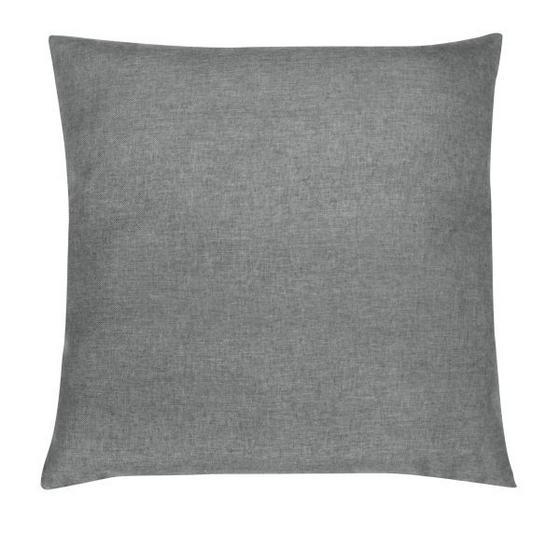 Díszpárna Anna - szürke, konvencionális, textil (40/40cm) - OMBRA