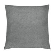 ZIERKISSEN ANNA 40x40 cm - Grau, KONVENTIONELL, Textil (40/40cm) - Ombra