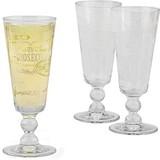 Gläserset Nino - Klar, MODERN, Glas (6,78/17,15cm) - Luca Bessoni