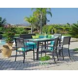 Zahradní Stůl Sammy - šedá, kov/umělá hmota (200/74/100cm) - MÖMAX modern living