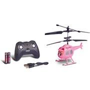 Hubschrauber Caty The Copter Ab 8 Jahre - Pink/Schwarz, Basics, Kunststoff (5/16/25cm)